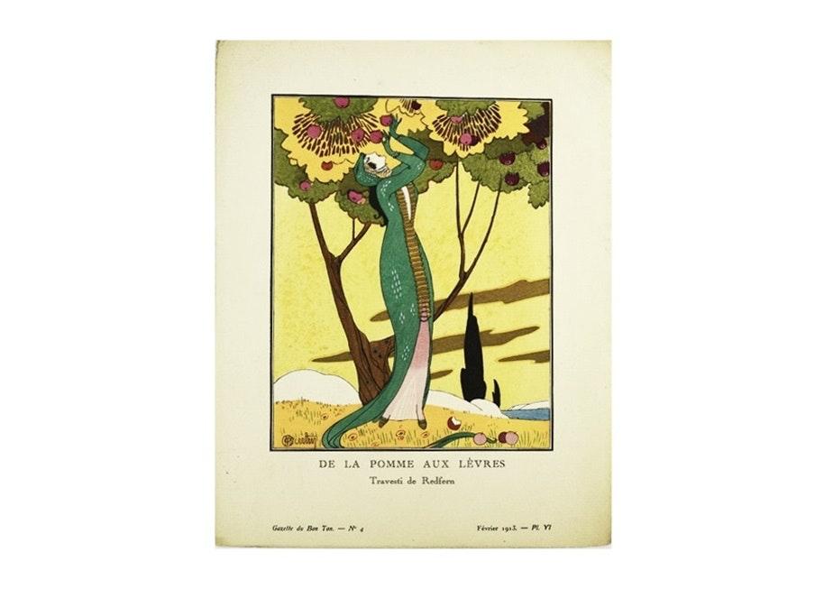 """Gazette du Bon Genre"", 1922 French Art Deco Magazines, No 7,9,10"
