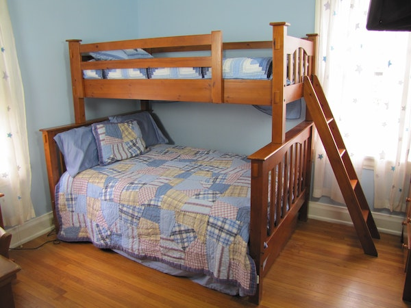 pottery barn kendall bunk bed instructions