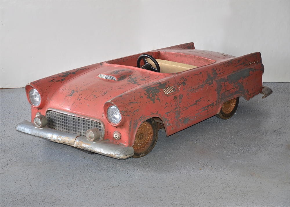 Red Hill Auto Sales >> 1955 Ford Thunderbird Jr. Child's Car : EBTH