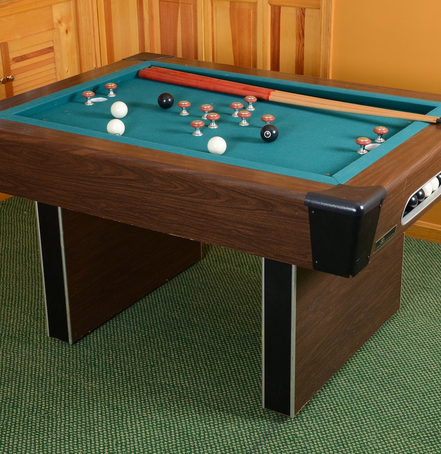 Diversified products corporation bumper pool table ebth - Bumper pool bumpers ...