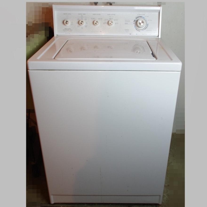 Sears Kenmore Washing Machine Model #110 92597200