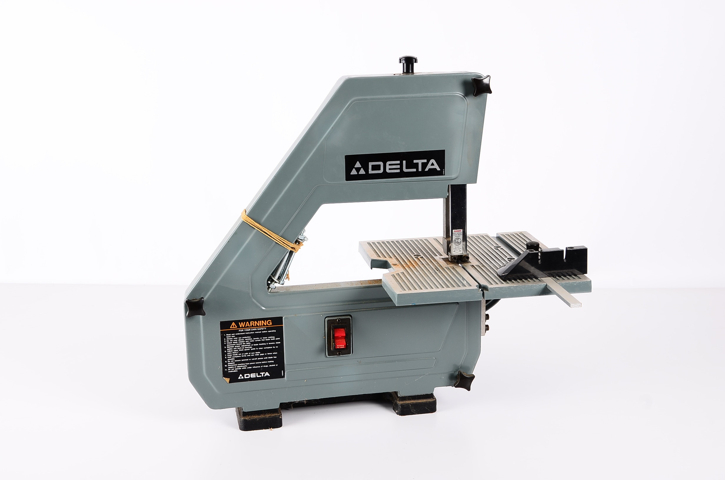 Delta Bench Band Saw 28 Images Delta 9 Inch Bench Band Saw 28 150 Parts Ops Manual Ebay