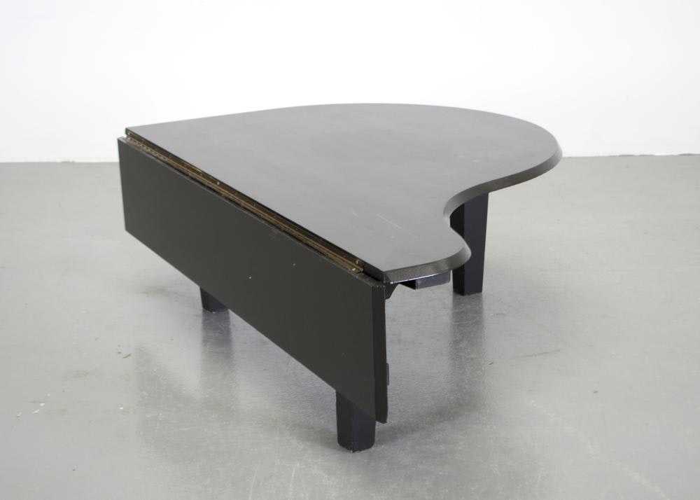 Baby Grand Piano Coffee Table ...