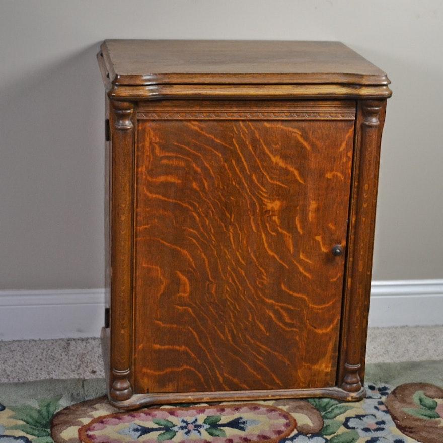 - Vintage Sewing Cabinet : EBTH