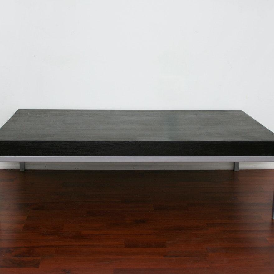Low Profile Modern Coffee Table
