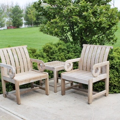 Outdoor furniture outdoor decor and garden tools auction for Outdoor furniture lebanon