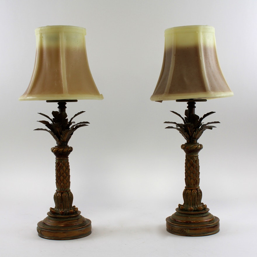 Two Candle Lamps