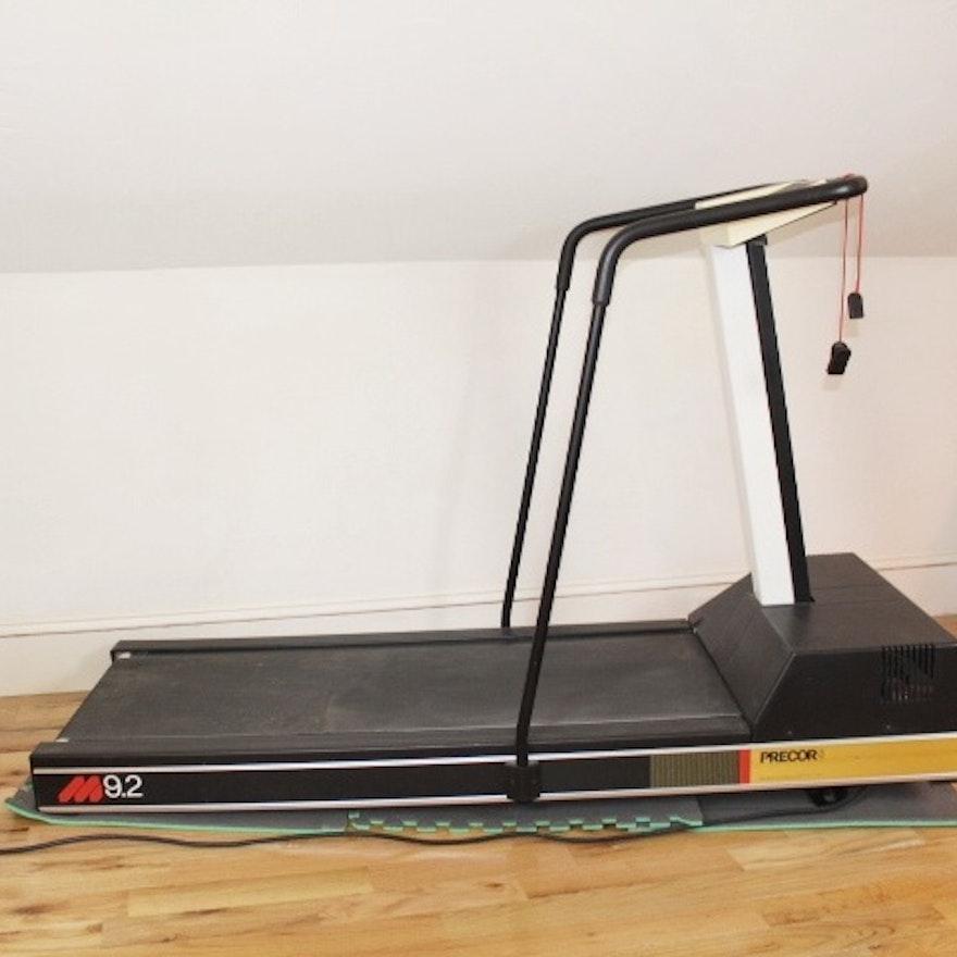 Cybex 750t Treadmill Manual: Precor M9.2 Precision Electronic Treadmill With Manual : EBTH