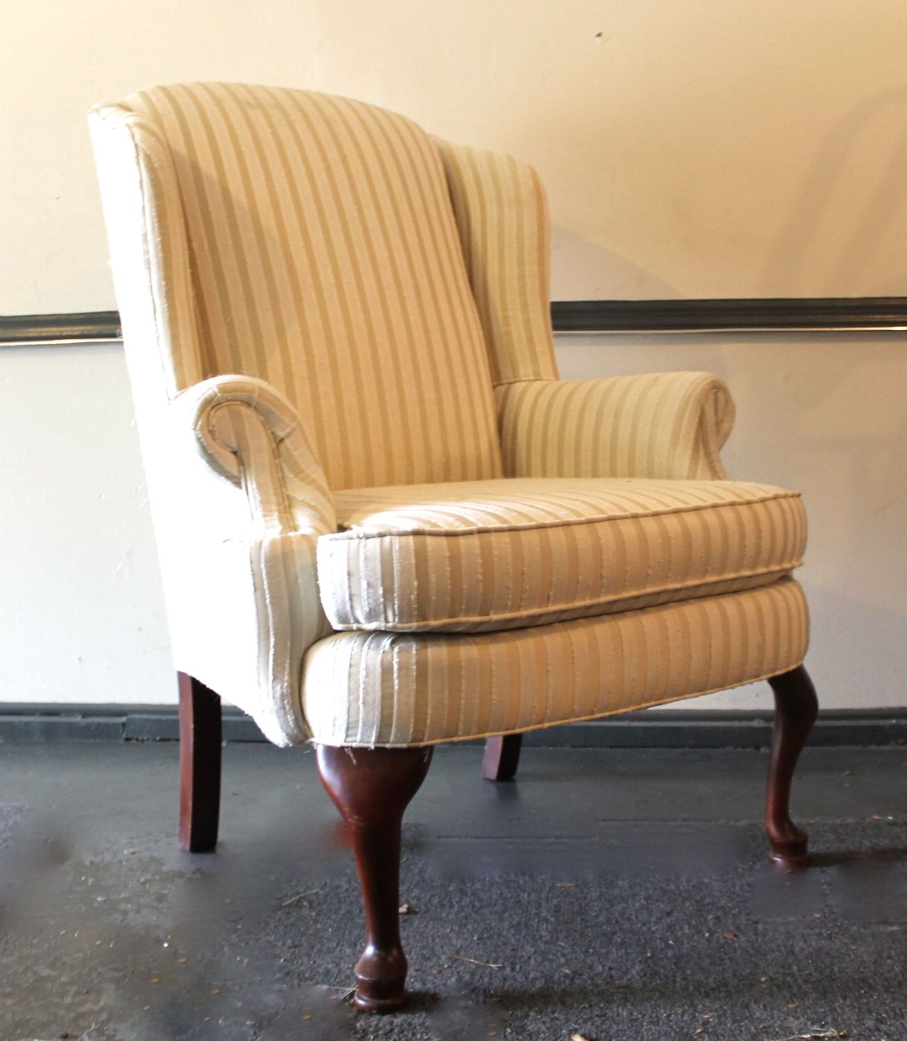 Superieur Broyhill Wingback Chair ...