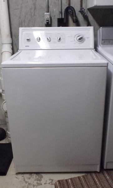kenmore washing machine model number