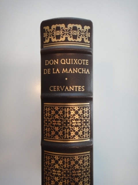 don quixote by cervantes the library of don quixote As don quixote and sancho panza ride over the spanish countryside, don quixote spies a field of windmills in the distance and decides that they are a bunch of evil giants sancho glances toward the windmills and says they're just windmills, but the don doesn't believe him.