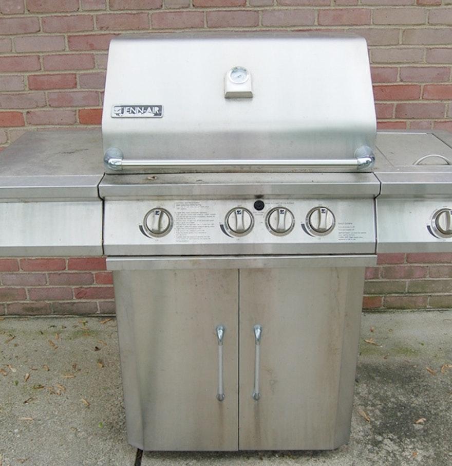 Jenn air stainless steel gas grill - Jenn Air Outdoor Gas Grill