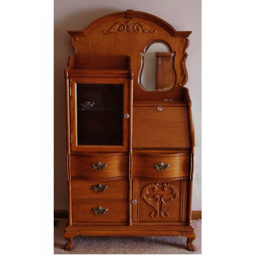 Lexington Victorian Sampler Oak Side