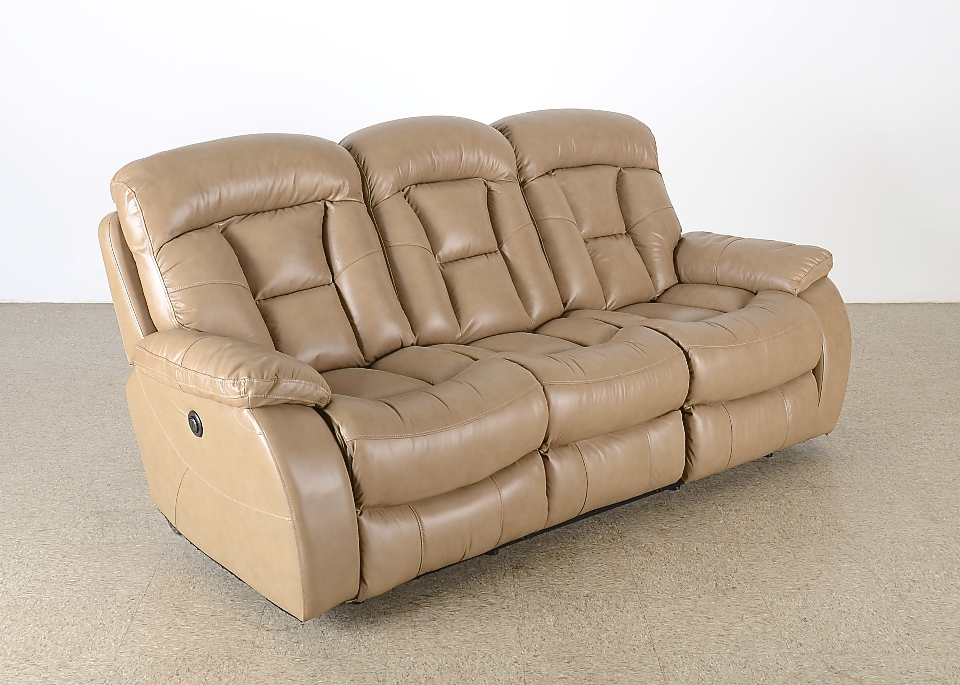 man wah electric reclining sofa