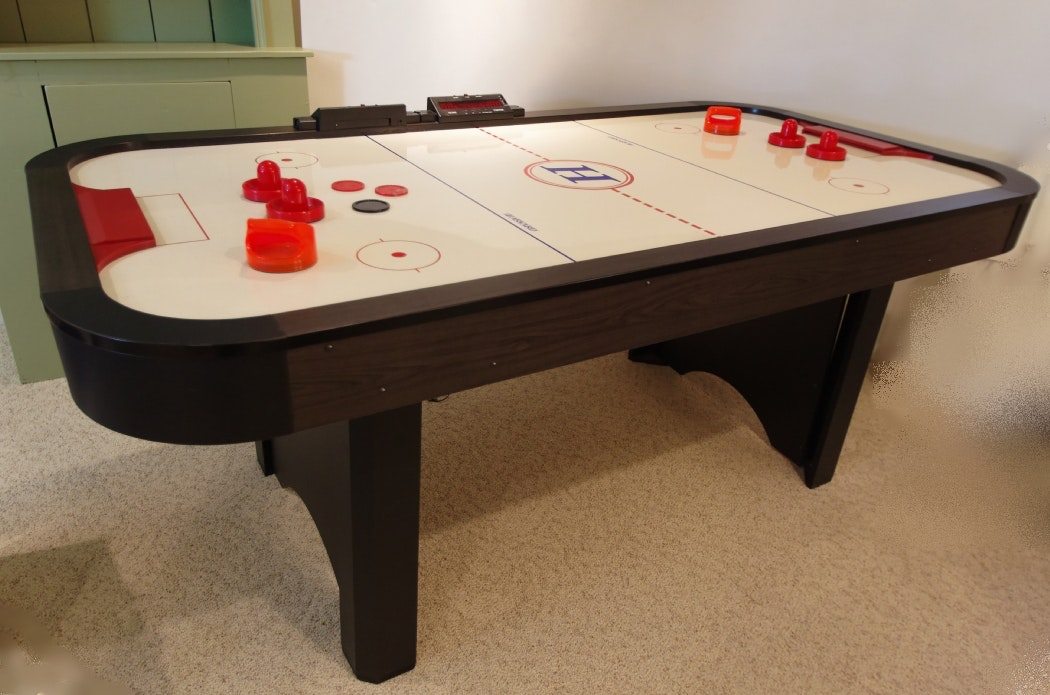 Beau Harvard Brand Full Size Air Hockey Table ...