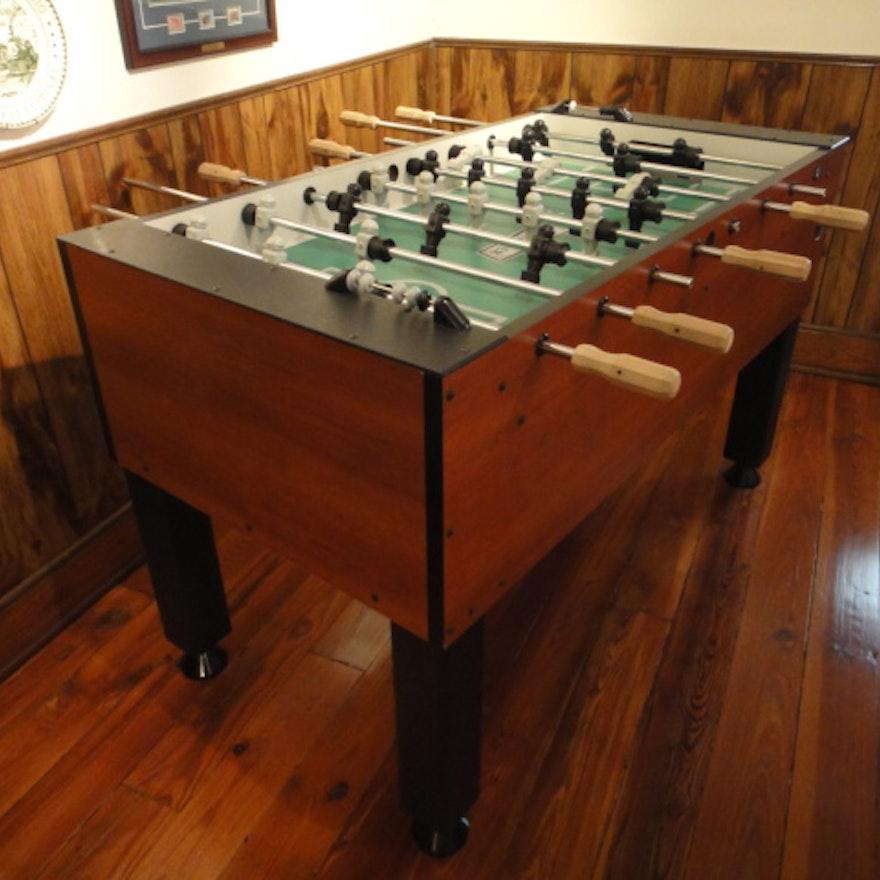 Brunswick Contender Foosball Table