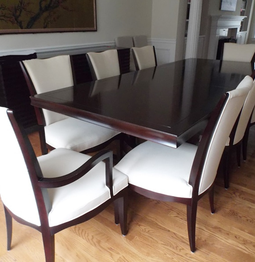 Baker Barbara Barry Collection Dining Table : EBTH