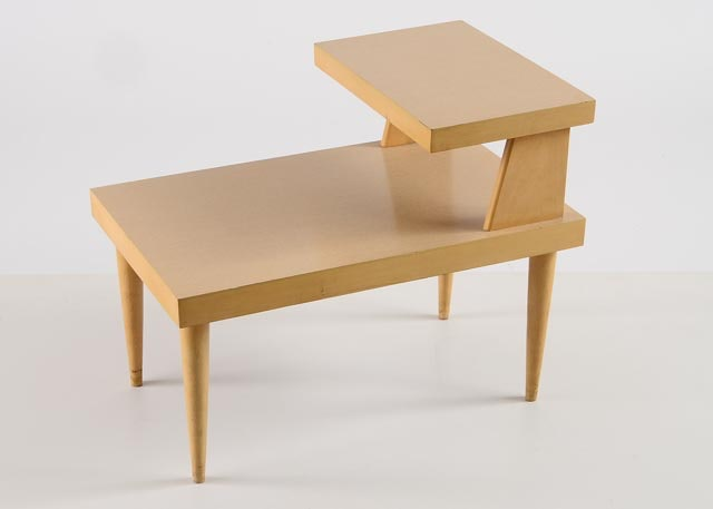 Genial Mersman Two Tiered Side Table ...