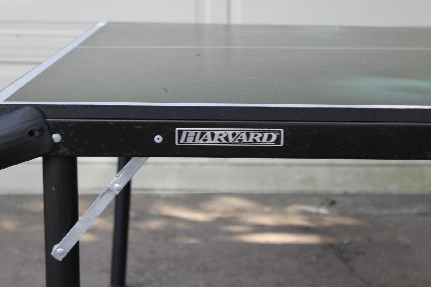Harvard Folding Ping Pong Table Ebth