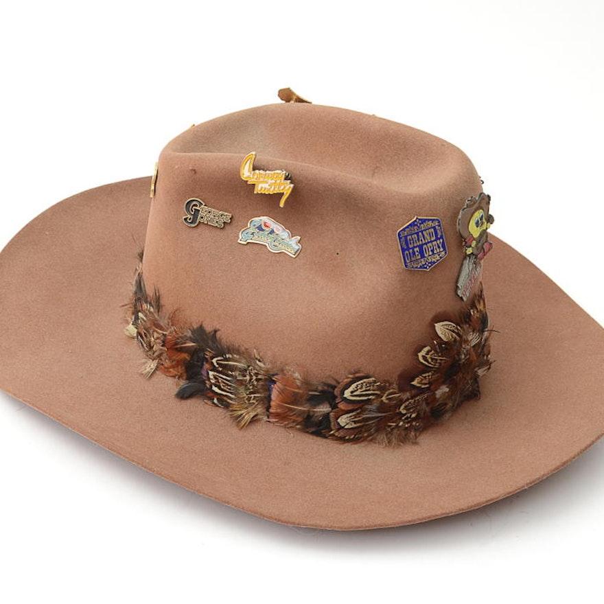 7e92cc11053 Trail Ridge Cowboy Hat   EBTH
