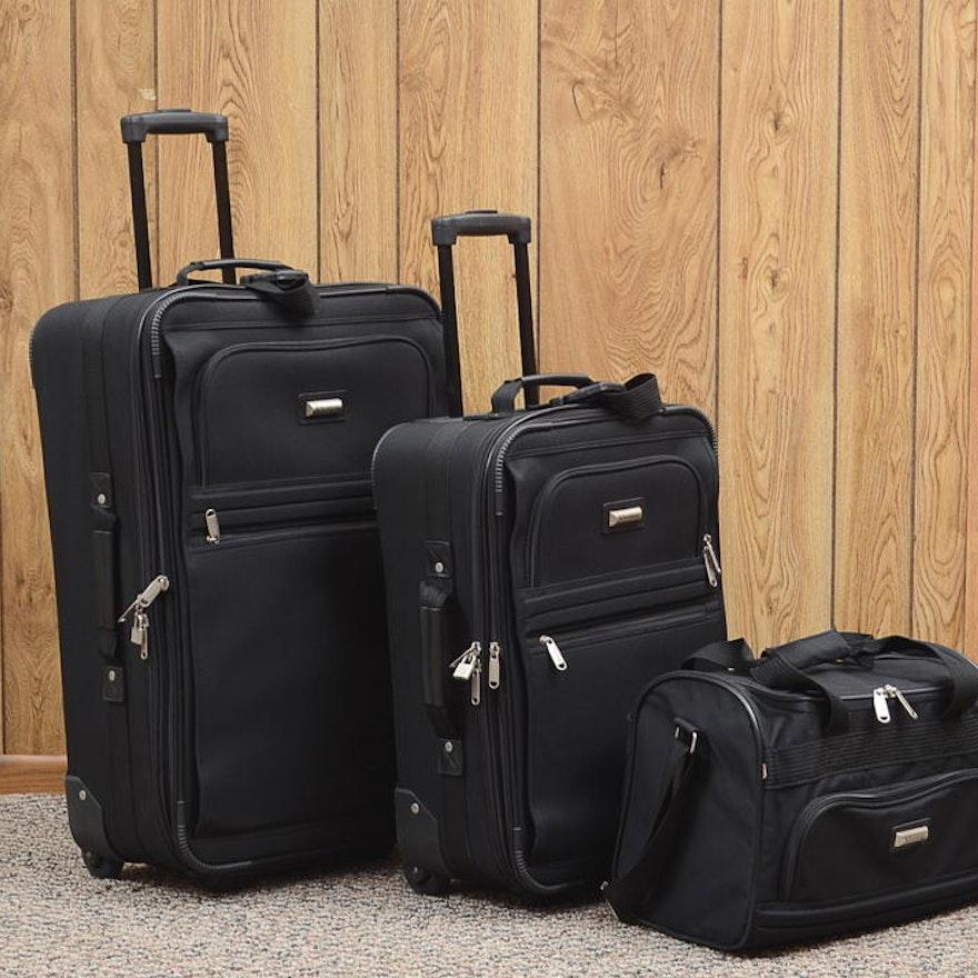 c9af47bfb487 Advantage Luggage Set   EBTH
