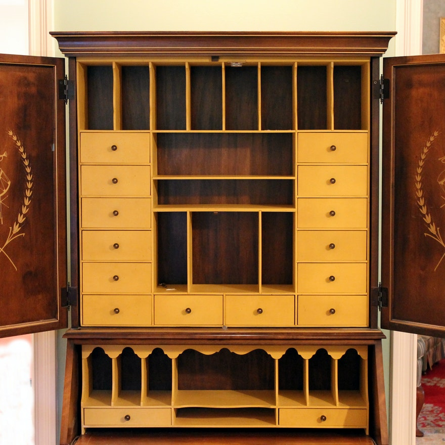 secretary hutch inspired find and room flea market the