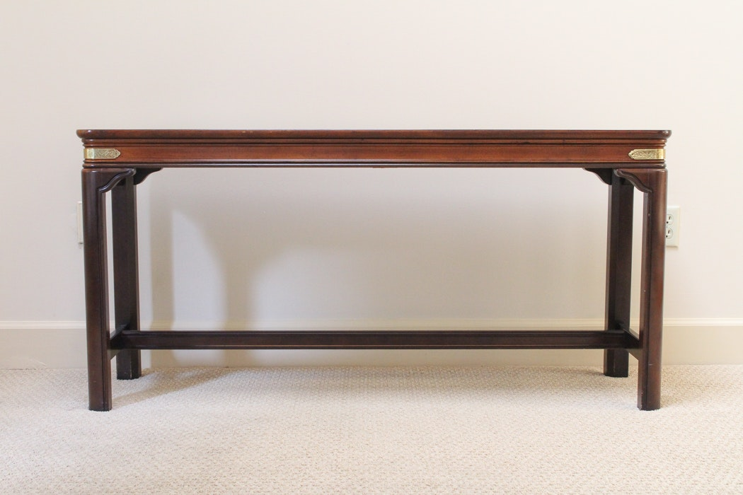 Entry Table Manufactured By Gordonu0027s Of Johnson City, Tennessee ...