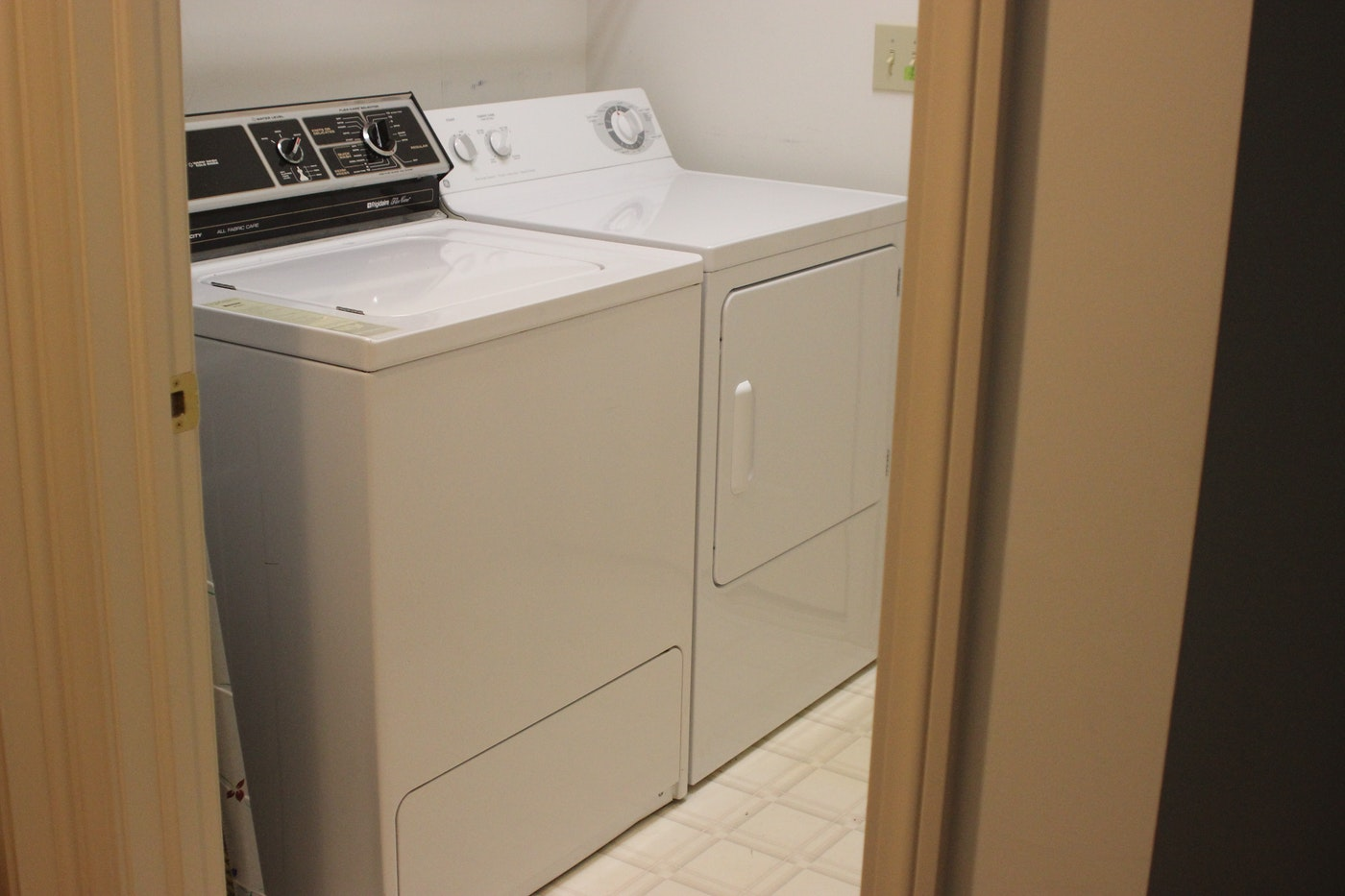 Frigidaire flex care washer and general electric dryer ebth - Frigidaire americain general electric ...