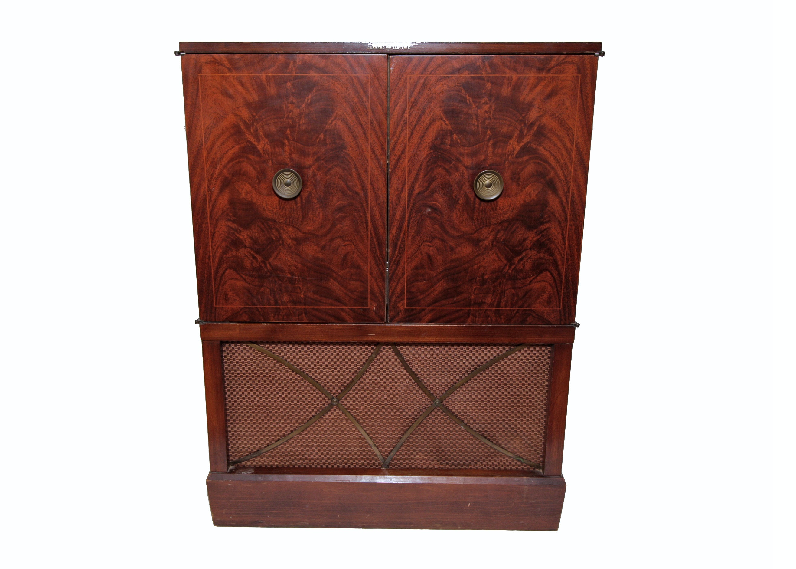 Genial Vintage GE Radio Phonograph Combination Cabinet ...