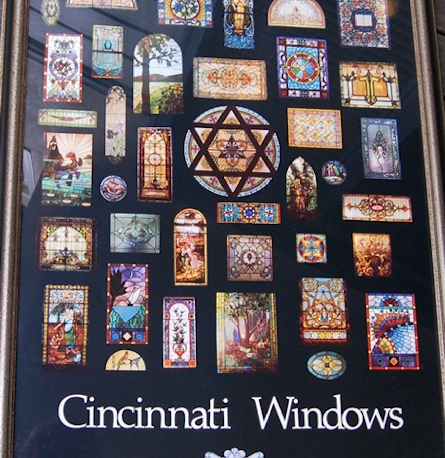 Cincinnati windows poster ebth for Cincinnati window design