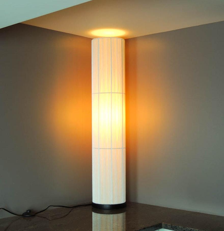 Crate & Barrel Violin Floor Lamp ... - Crate & Barrel Violin Floor Lamp : EBTH