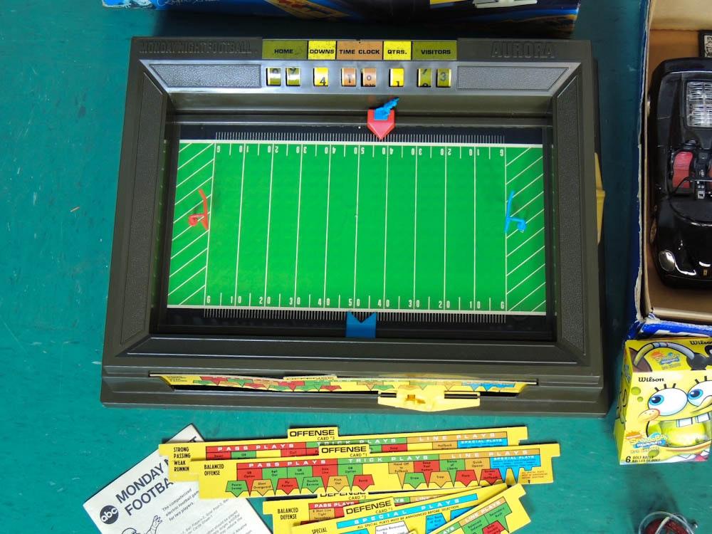 Vintage Electronic Football Game 44