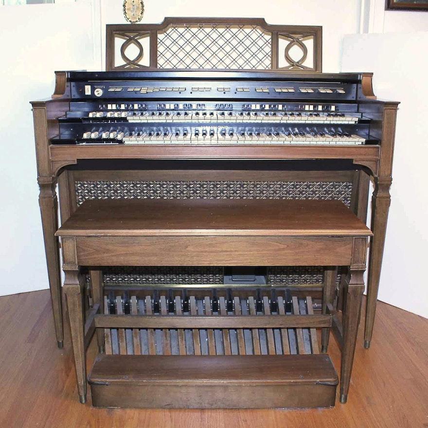 hammond organ model numbers