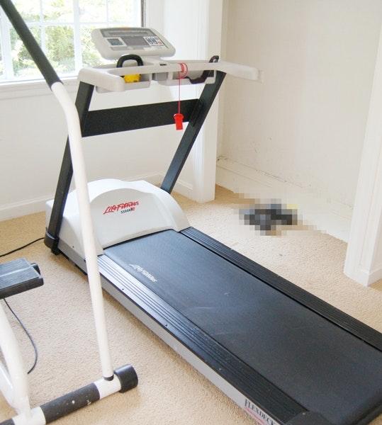NordicTrack EXP 1000 XI Treadmill : EBTH