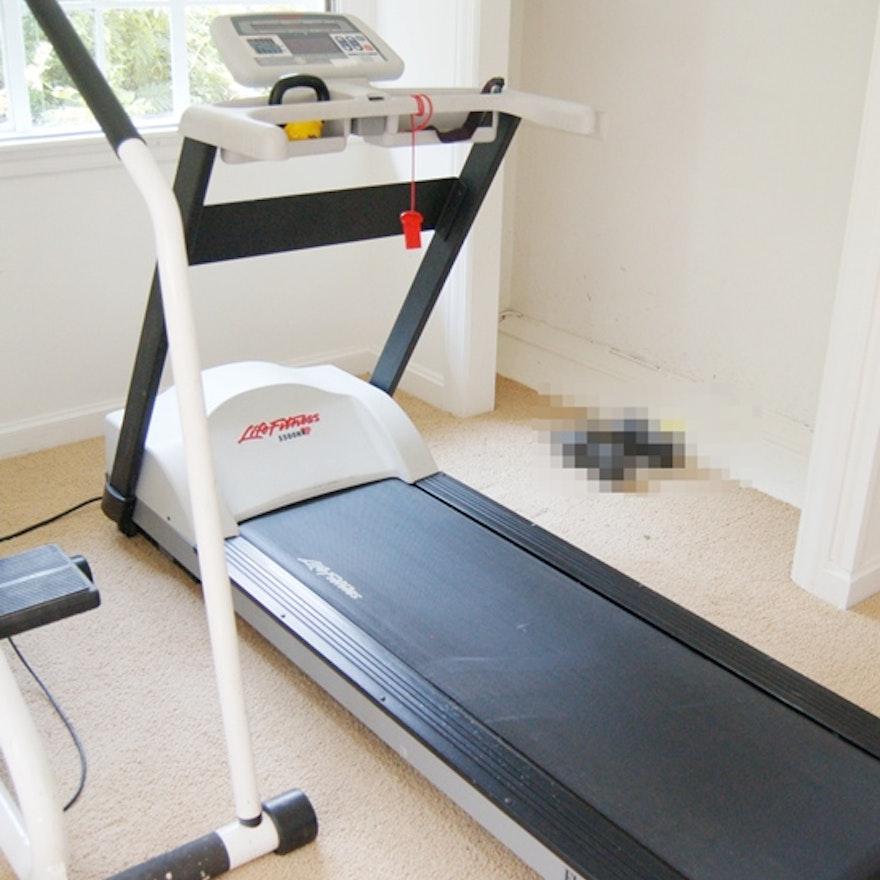 fitnessclub elliptical trainer f200 manual