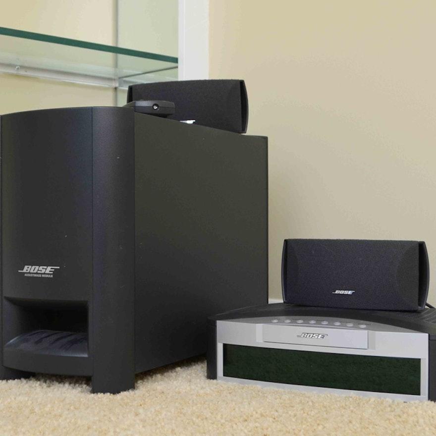 Bose 321 Home Entertainment System : EBTH