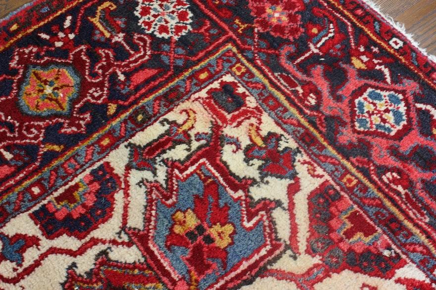 Avakian Brothers Persian Area Rug Ebth