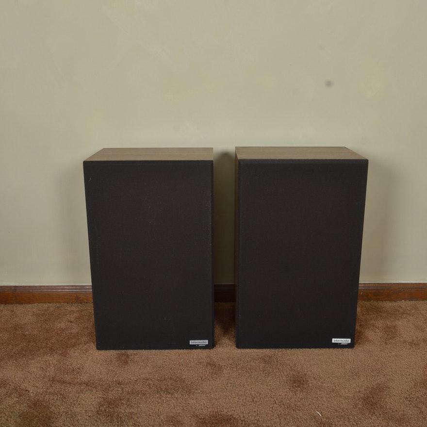 Vintage Bose Bookshelf Speakers