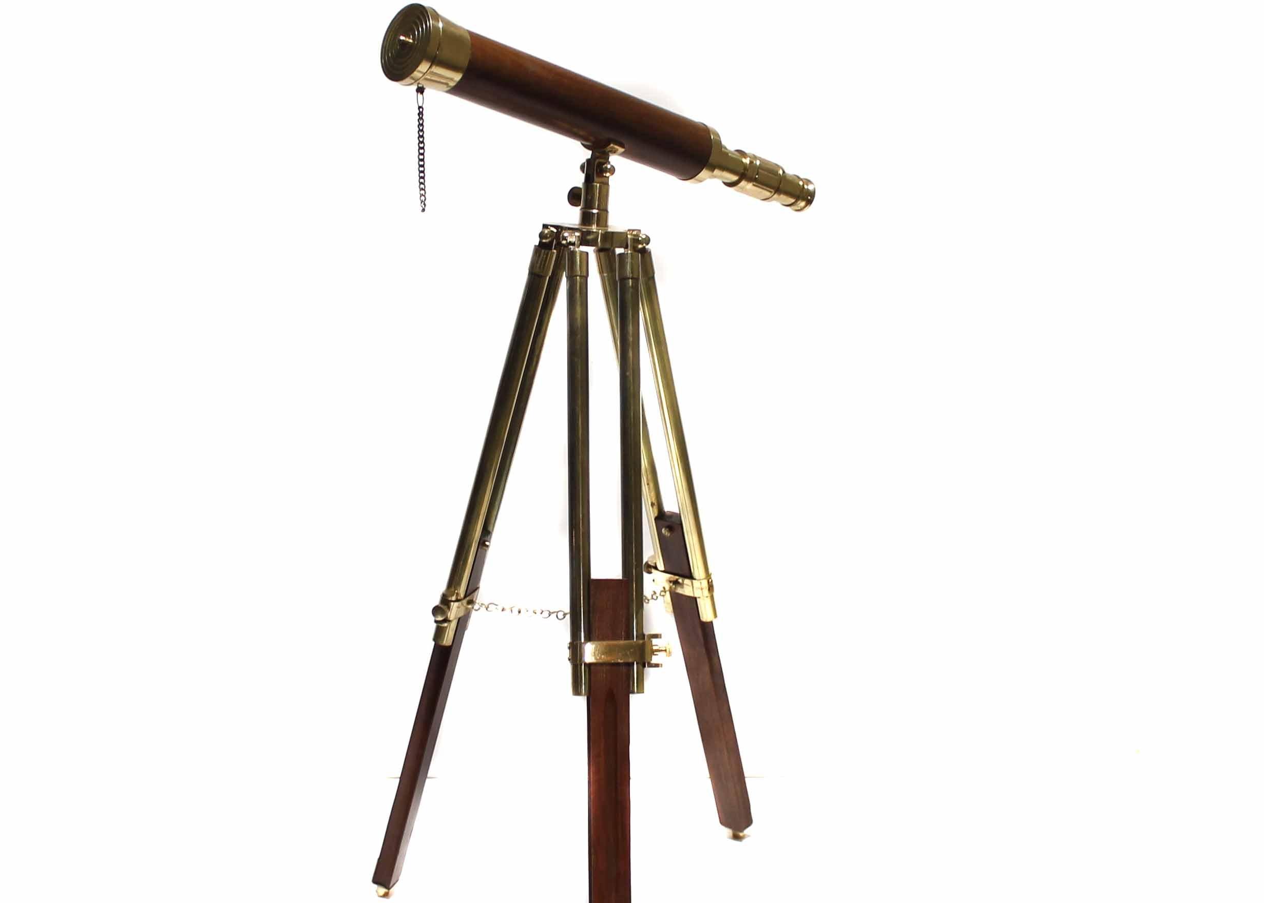 Vintage Tabletop Telescope; 1x1 ...