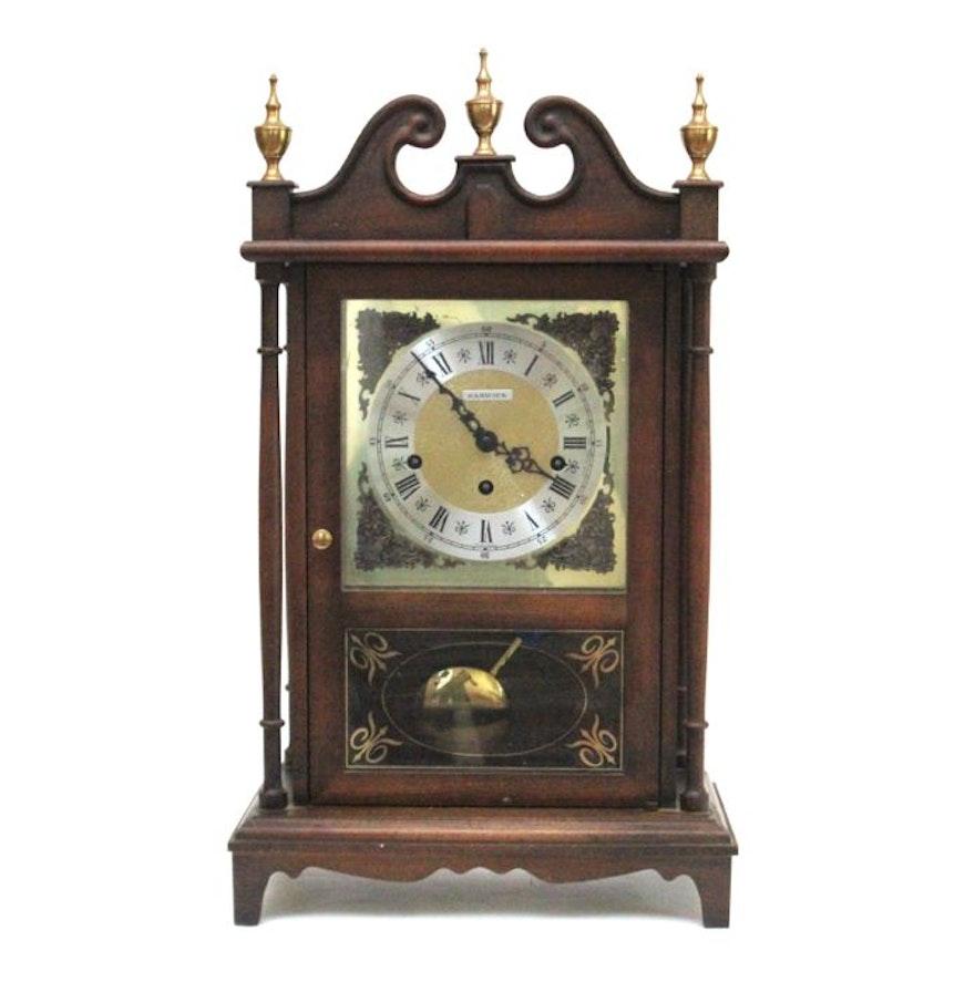howard miller mantel clock manual