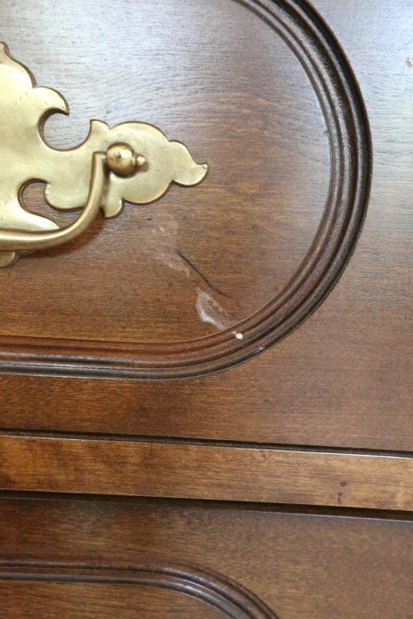 Vintage Jasper Cabinet Rolltop Desk : EBTH