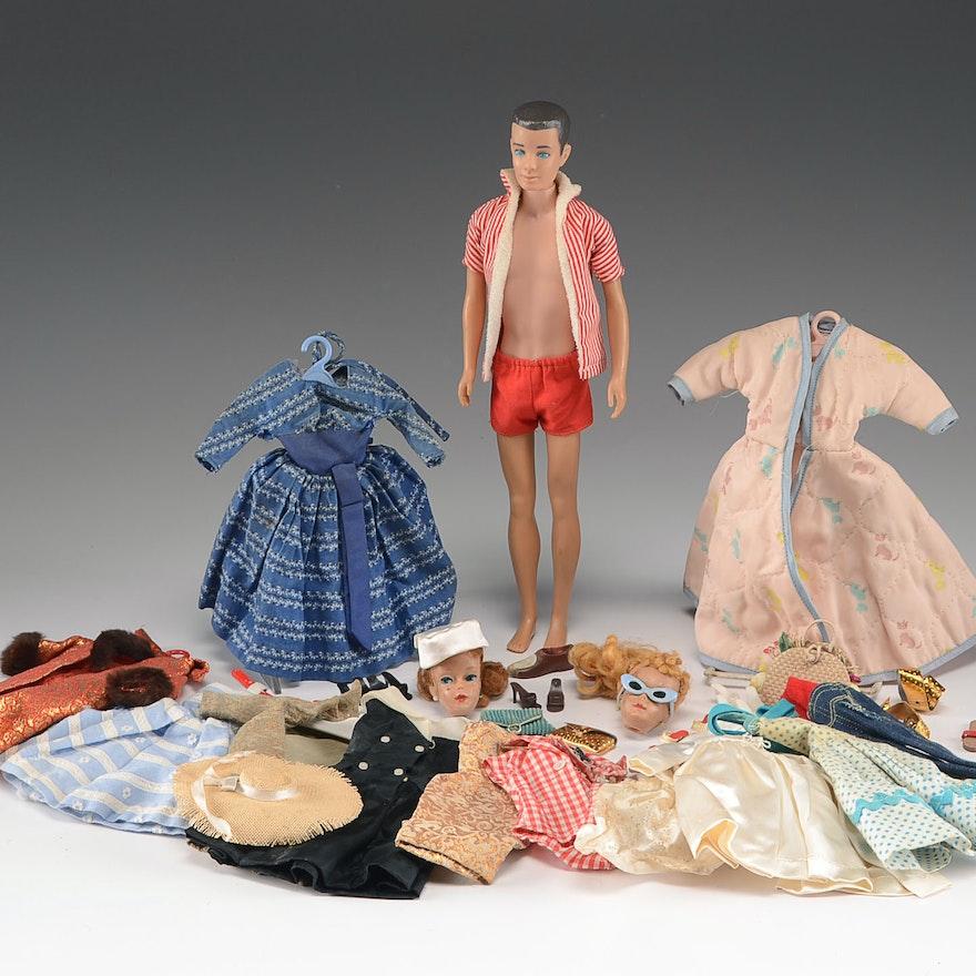 16c80f79e4afb Vintage Barbie Collection