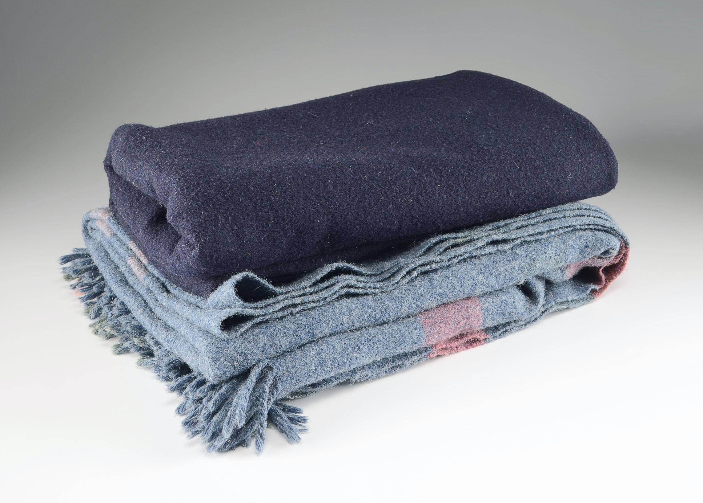 Vintage Wool Blankets 55