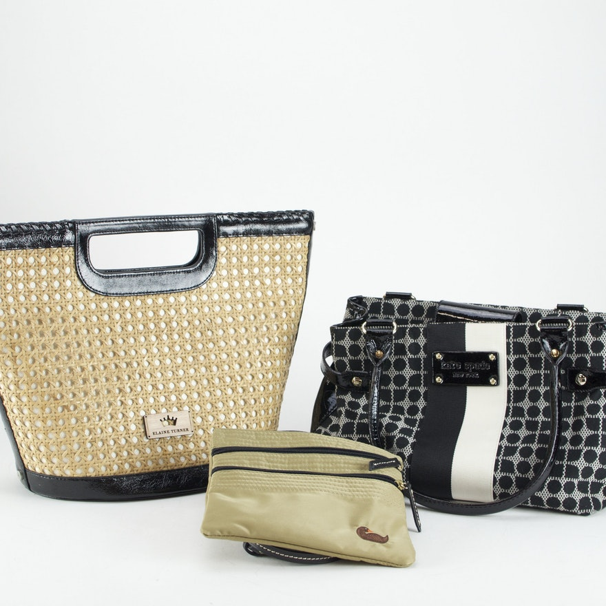 3f503725b9 Kate Spade, Elaine Turner and Dooney & Bourke Purses : EBTH