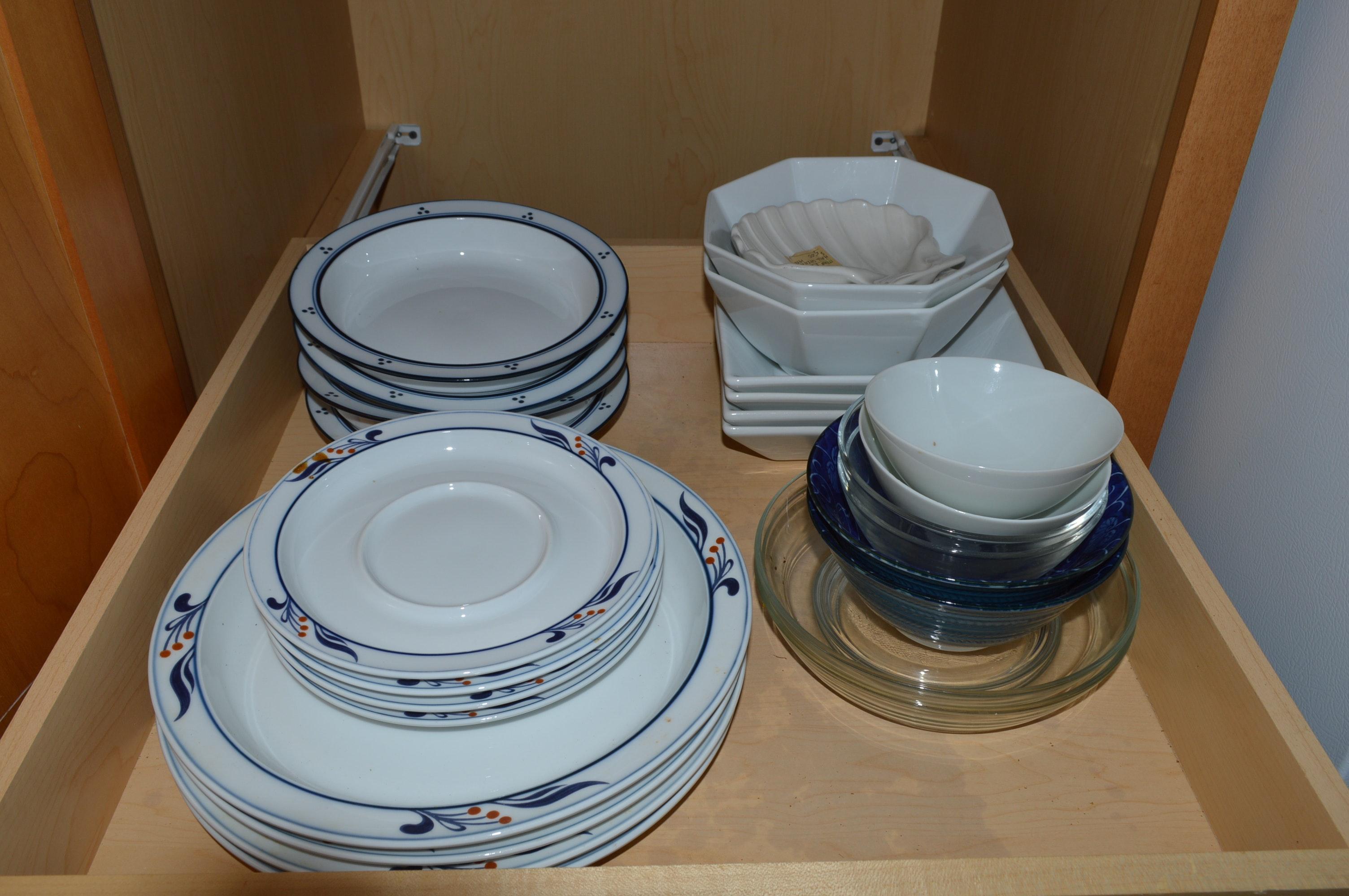 Dansk Bistro Dinnerware in the Maribo Pattern ... & Dansk Bistro Dinnerware in the Maribo Pattern : EBTH