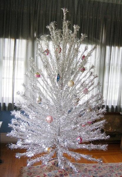 Aluminum Christmas Tree For Sale