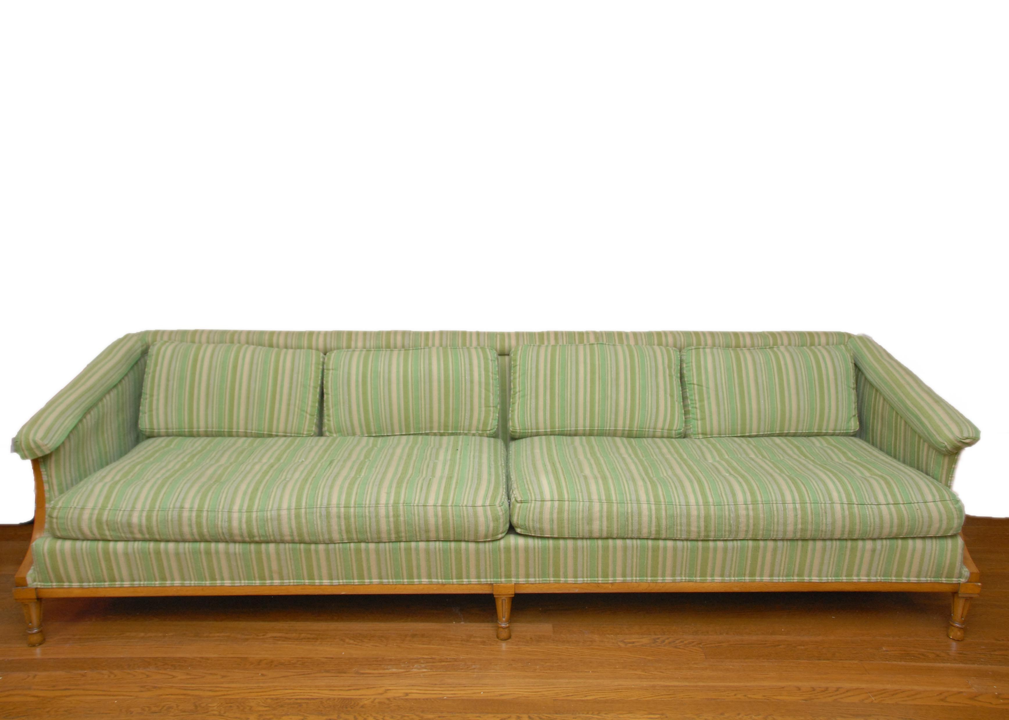 Vintage Mid Century Lounging Sofa By Tomlinson ...