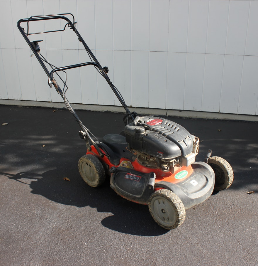 Scotts Intek Edge OHV Lawn Mower : EBTH