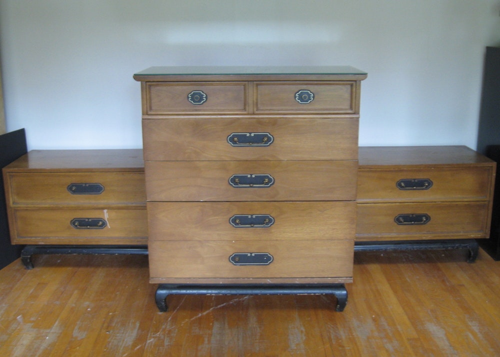 Collection Of American Of Martinsville Furniture ...