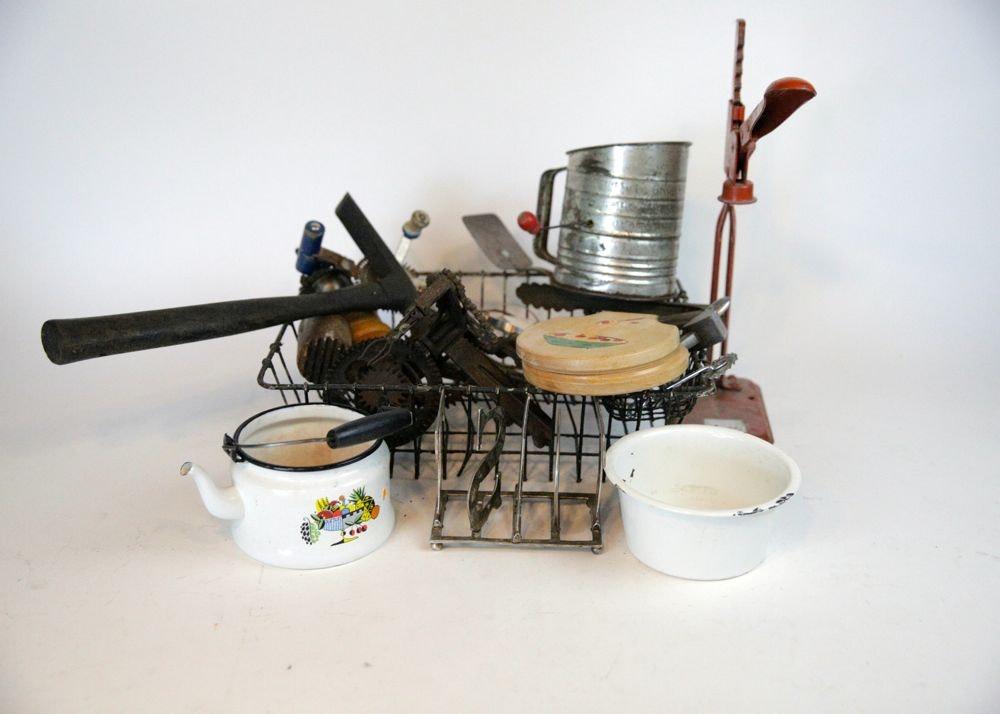 Antique Kitchen Items : EBTH